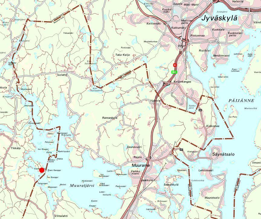 Tarkastele Kaavaa Rn87 Saarelanrannan Ranta Asemakaava